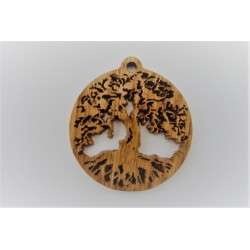 Médaillon arbre de vie