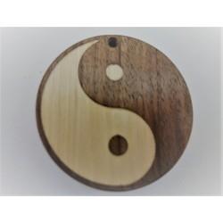 Médaillon yin yang