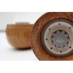 Mécanisme Crushgrind® garanti 25 ans par le fabricant, broyeur en céramique